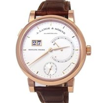 A. Lange & Söhne Rose gold 45.9mm Manual winding 130.032 pre-owned UAE, Dubai