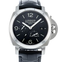 Panerai Luminor 1950 3 Days GMT Power Reserve Automatic PAM 321 2010 pre-owned
