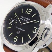 Panerai Luminor Marina Steel 44mm Black