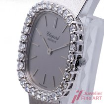 Chopard White gold Manual winding pre-owned