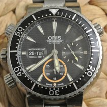 Oris Carlos Coste Limited Edition Titanium 48mm Black No numerals