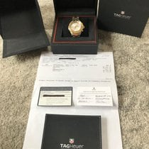 TAG Heuer Gold/Steel 43mm Automatic CAF2120 pre-owned Canada, Windsor