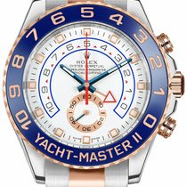 Rolex Yacht-Master II 116681 pre-owned