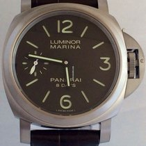 Panerai Luminor Marina 8 Days Titan 44mm Braun Deutschland, Bietigheim-Bissingen