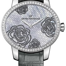 Girard Perregaux Cat's Eye Steel 37.8mm Mother of pearl United States of America, New York, Airmont
