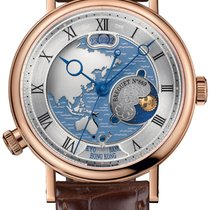 Breguet Classique Rose gold 43mm Silver United States of America, New York, Airmont