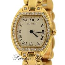 e0d1a0c55bf Cartier Tonneau Yellow gold - all prices for Cartier Tonneau Yellow ...