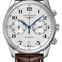 Longines Master Collection Steel 40mm Silver United States of America, New York, Airmont