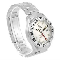 Omega Seamaster Gmt Great White Mens Watch 2538.20.00
