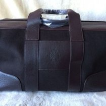Patek Philippe Leather Travel Bag