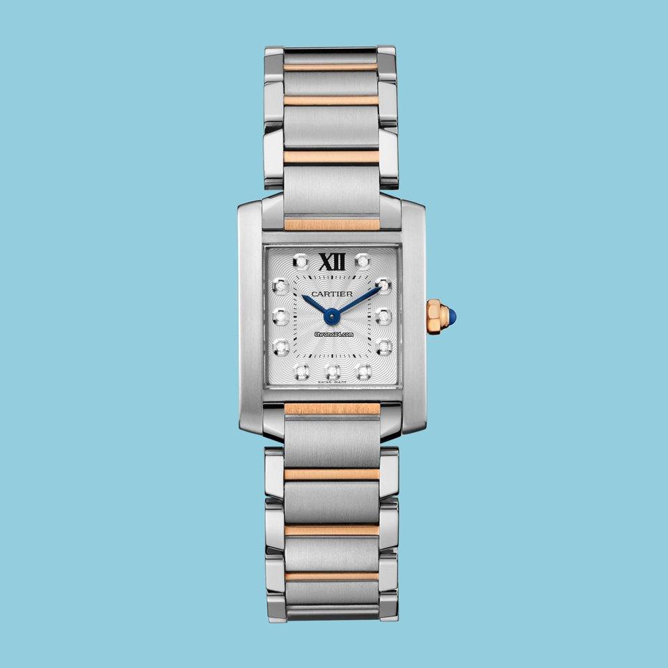 Ceny hodinek Cartier Tank  f4f41b9a25