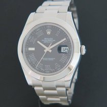 Rolex Datejust II Azzurro 116300