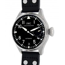IWC Big Pilot Iw500901 Steel, 46mm
