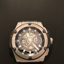 Hublot Titanio Automático Transparente Sin cifras 48mm nuevo King Power