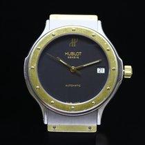 Hublot MDM Automatic 2 Tone Gold/Steel Full Size 36 mm  15211002