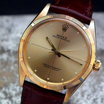 Rolex 33mm Automatic 1967 pre-owned Oyster Perpetual (Submodel) Champagne
