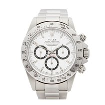 Rolex Daytona Zenith Stainless Steel Men's 16520 - W5291