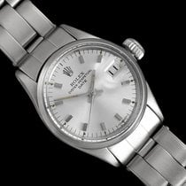 Rolex 1961 Classic Vintage Ladies Date Datejust Watch, Silver...