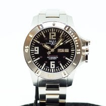 Ball Hydrocarbon Spacemaster X-Lume Ref:DM2036A-SCA