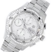 TAG Heuer Steel 43mm Automatic CAF2011.BA0815 pre-owned United States of America, Pennsylvania, Willow Grove