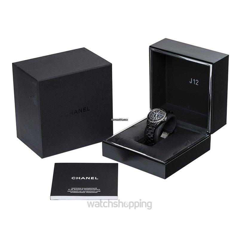 2b7027528df Relógios Chanel J12 usados
