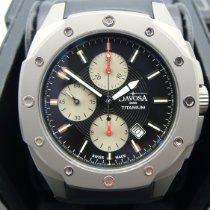 Davosa Titanium Titan 46mm Crn Bez brojeva