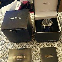 Breil Chronograph Quartz 2010 pre-owned Black