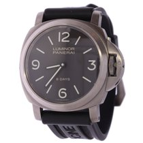 Panerai Luminor Base 8 Days gebraucht 44mm Titan