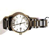 Tissot Titanium Automatic Titanium 40mm Silver Arabic numerals