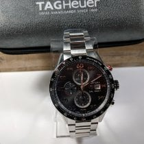TAG Heuer Carrera Calibre 1887 new 43mm Steel