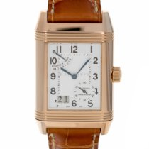 Jaeger-LeCoultre Reverso Grande Date Rose gold 29mm Silver Arabic numerals United States of America, Maryland, Baltimore, MD