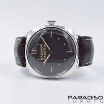 Panerai Special Editions Platino 47mm Marrone Italia, MILANO - MUNICH -   FROSINONE - MANFREDONIA