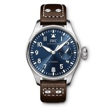 IWC Big Pilot Steel Blue Arabic numerals United States of America, Iowa, Des Moines