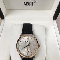 Montblanc Heritage Chronométrie Staal 41mm Wit Nederland, Weert