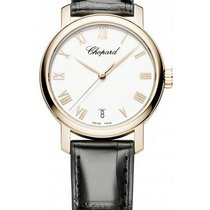 Chopard 124200-5001 Rose gold 2019 Classic 33.5mm pre-owned United States of America, New York, New York
