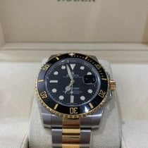 Rolex Submariner Date Gold/Steel 40mm Black No numerals United States of America, Florida, 33487