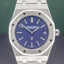 Audemars Piguet Royal Oak Jumbo Steel 39mm Blue United States of America, Massachusetts, Boston