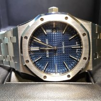 Audemars Piguet 15400ST.OO.1220ST.03 Steel Royal Oak Selfwinding 41mm pre-owned