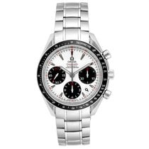 Omega Speedmaster Date Steel 40mm White United States of America, Georgia, Atlanta