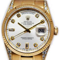 Rolex Day-Date 36 118338 2005 pre-owned
