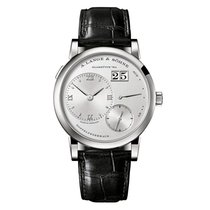 A. Lange & Söhne 191.025 Platinum 2020 Lange 1 38.5mm new United States of America, Florida, Sunny Isles Beach