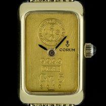 Corum Zuto zlato 11.5mm Kvarc 3010 rabljen