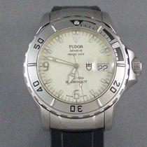 Tudor Prince Date Hydronaut 'Albino' cream dial 200m...