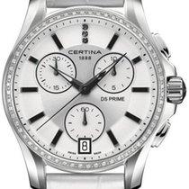 Certina DS Prime Lady Chronograph Diamantenuhr C004.217.66.036.00