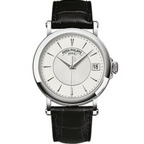 百達翡麗 (Patek Philippe) 5153G-010 White Gold Men Calatrava...