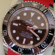 Rolex Sea Dweller Deep Sea Ref 116660+ LC EU, WIE NEU B&P