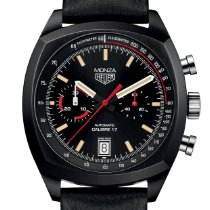 TAG Heuer Monza Titanium 42mm Black United Kingdom, London