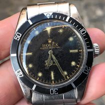 Rolex Submariner James Bond Spider exclamation dial Vintage 38 mm