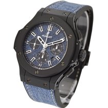 Hublot 301.CI.2770.NR.JEANS Big Bang Jeans Chronograph 44mm...