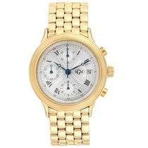 RGM Yellow gold 38mm Automatic 101 pre-owned
